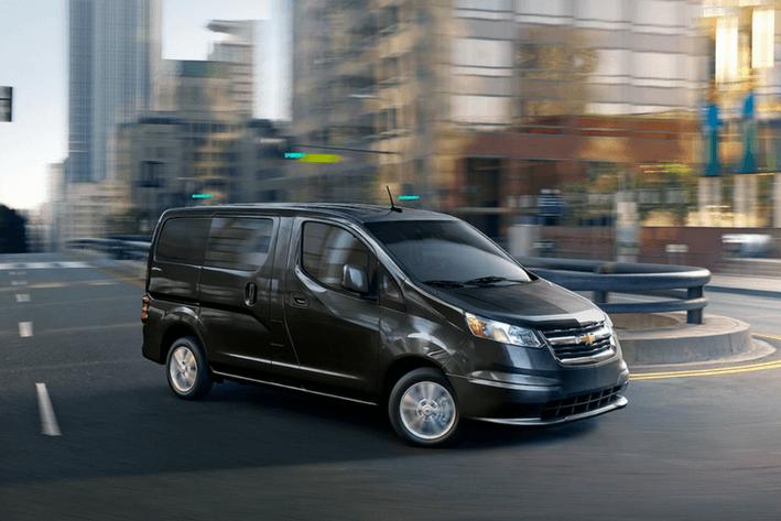 La Chevrolet City Express podría desaparecer en 2019