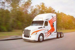 Sin los enormes espejos retrovisores laterales, la visibilidad aumenta en los trailers