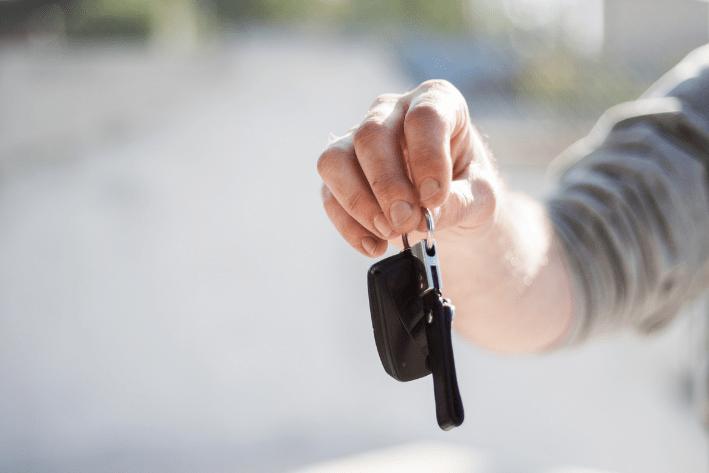 Pormenores de alquilar un automóvil.