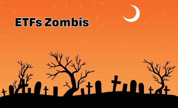 Conoce qué es un ETF zombi y cuáles son sus características principales